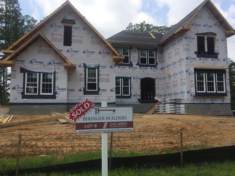Bma sales custom imprinting house wrap 15 roll min for E house