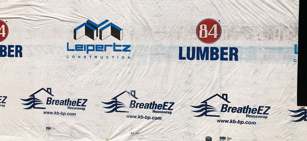 Leipertz And 84 Lumber 2020